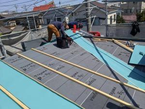 藤沢市 屋根工事