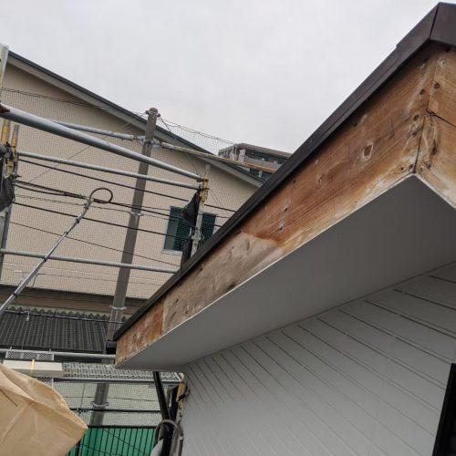 川崎市 破風 板金工事